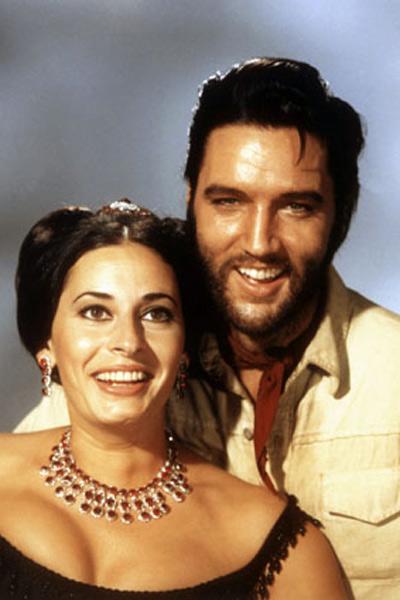 Charro! : Foto Charles Marquis Warren, Elvis Presley, Ina Balin