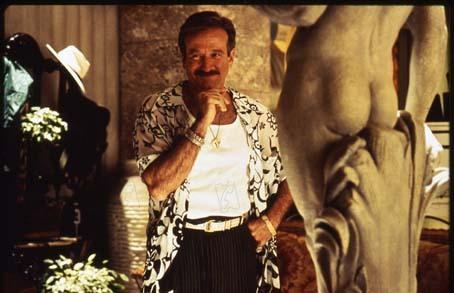 Una jaula de grillos : Foto Robin Williams