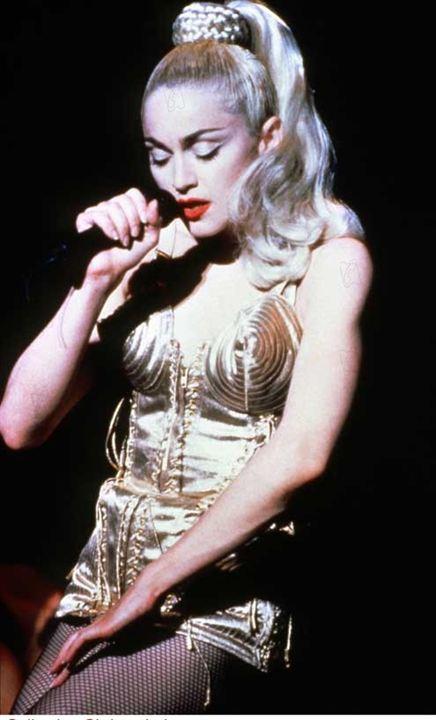 En la cama con Madonna:  Madonna