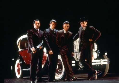 El imperio del mal : Foto Christian Slater, Michael Karbelnikoff, Patrick Dempsey, Richard Grieco