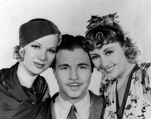 Vampiresas de 1933 : Foto Dick Powell, Glenda Farrell, Joan Blondell, Mervyn LeRoy
