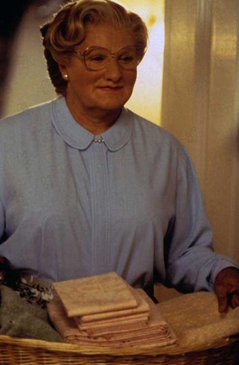 La señora Doubtfire, papá de por vida : Foto Robin Williams
