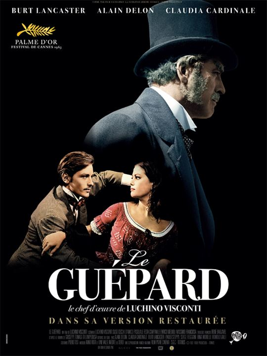 El Gatopardo : Cartel