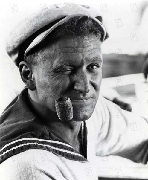 Popeye : Foto Robert Altman, Robin Williams