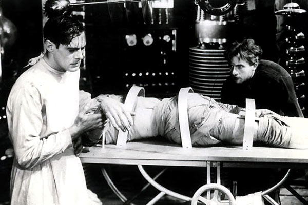 El Doctor Frankenstein : Foto James Whale