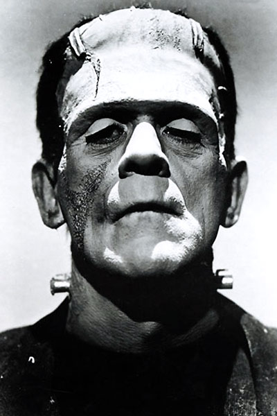 El Doctor Frankenstein : Foto Boris Karloff, James Whale
