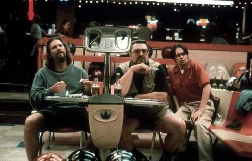 El Gran Lebowski : Foto Jeff Bridges, John Goodman, Steve Buscemi