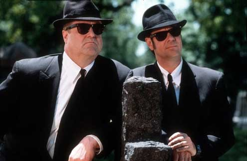 Blues Brothers 2000 (El ritmo continúa) : Foto Dan Aykroyd, John Goodman, John Landis