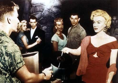 Niagara : Foto Henry Hathaway, Marilyn Monroe