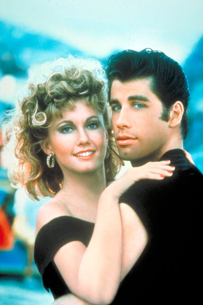 Grease (Brillantina) : Foto John Travolta, Olivia Newton-John