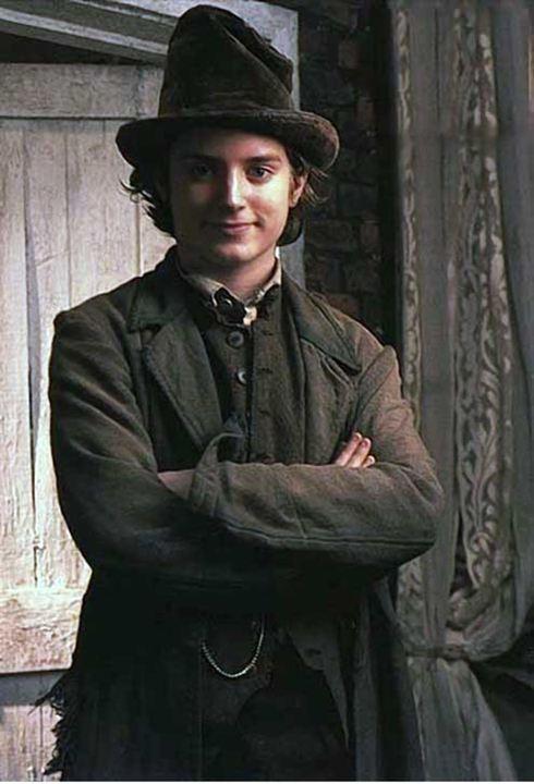 Oliver Twist : Foto Elijah Wood, Tony Bill