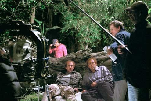 Adaptation (El ladrón de orquídeas) : Foto Nicolas Cage, Spike Jonze