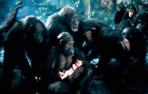 Greystoke, la leyenda de Tarzán, el rey de los monos : Foto Hugh Hudson