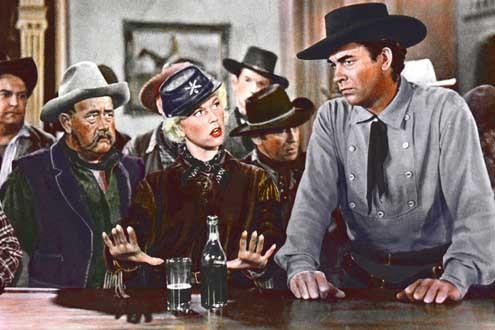 Calamity Jane : foto David Butler, Doris Day, Howard Keel