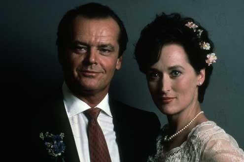 Se acabó el pastel : Foto Jack Nicholson, Meryl Streep