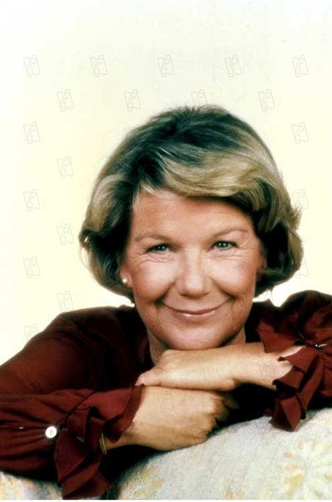 Dallas : Foto Barbara Bel Geddes