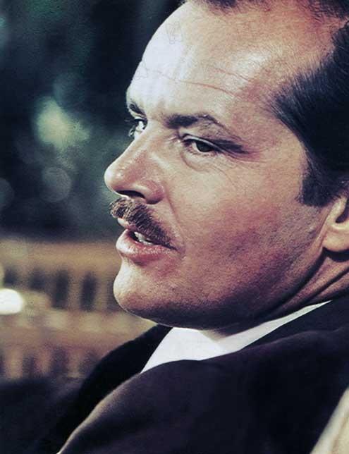 El último magnate : Foto Elia Kazan, Jack Nicholson