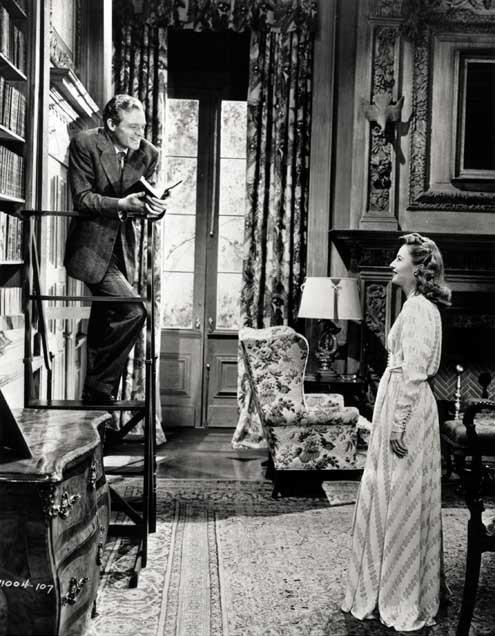 El extraño amor de Martha Ivers : Foto Lewis Milestone, Lizabeth Scott, Van Heflin