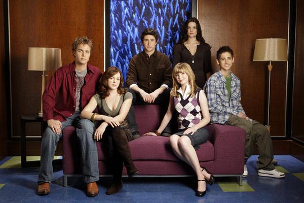 Kyle XY : Foto Chris Olivero, Jaimie Alexander, Jean-Luc Bilodeau, Kirsten Prout, Matt Dallas