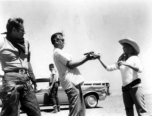 Horizontes de grandeza : Foto Charlton Heston, Jean Simmons, Stewart Granger
