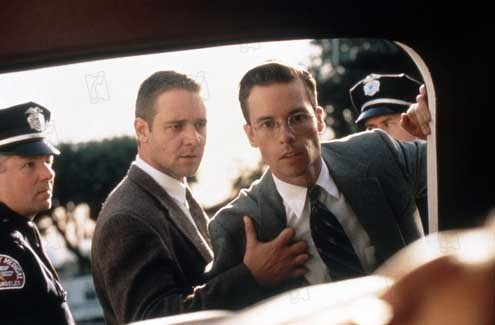 L.A. Confidential : Foto Guy Pearce, Russell Crowe