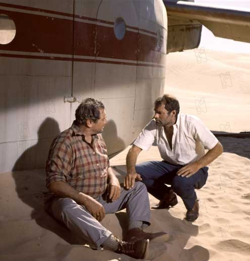 El vuelo del Fénix : Foto Christian Marquand, Ernest Borgnine, Robert Aldrich