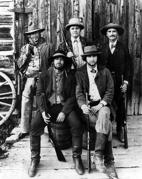 Missouri : Foto Arthur Penn, Harry Dean Stanton, Jack Nicholson, Randy Quaid