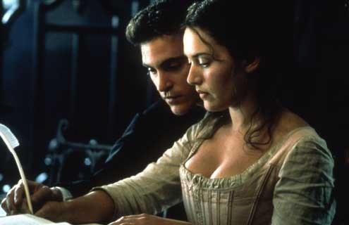 Quills : foto Joaquin Phoenix, Kate Winslet, Philip Kaufman