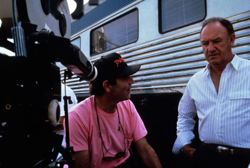 Testigo accidental : Foto Gene Hackman, Peter Hyams
