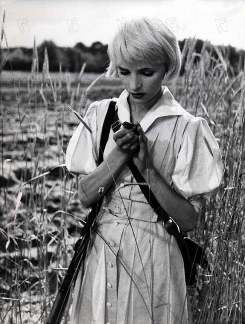 Foto Edith Scob, Georges Franju
