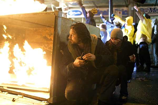 Batalla en Seattle : foto Stuart Townsend