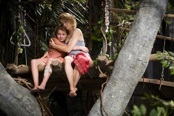 La isla de Nim : Foto Abigail Breslin, Jennifer Flackett, Jodie Foster, Mark Levin