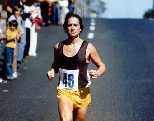 Running : Foto Michael Douglas, Steven Hilliard Stern
