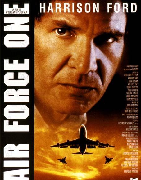 Air force one (el avión del presidente) : Foto Harrison Ford