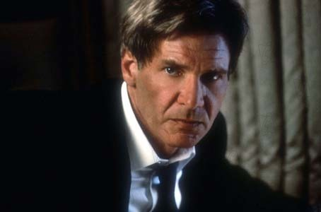 Air force one (el avión del presidente) : Foto Harrison Ford