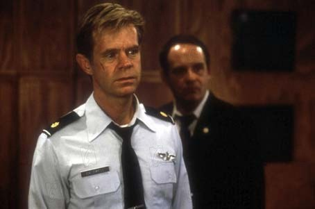 Air force one (el avión del presidente) : Foto William H. Macy