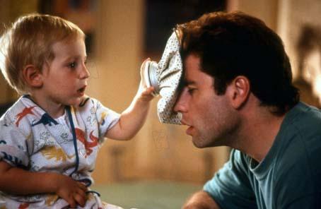 Mira quién habla : Foto Amy Heckerling, John Travolta