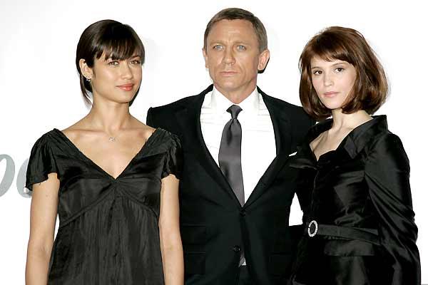 007 Quantum of Solace : Foto Daniel Craig, Gemma Arterton, Olga Kurylenko