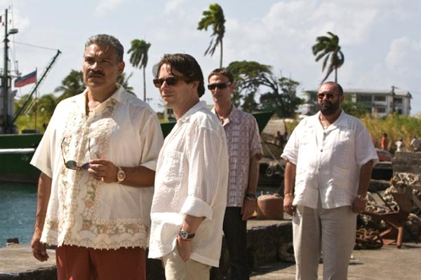 007 Quantum of Solace : Foto Anatole Taubman, Jesús Ochoa, Joaquín Cosío, Mathieu Amalric