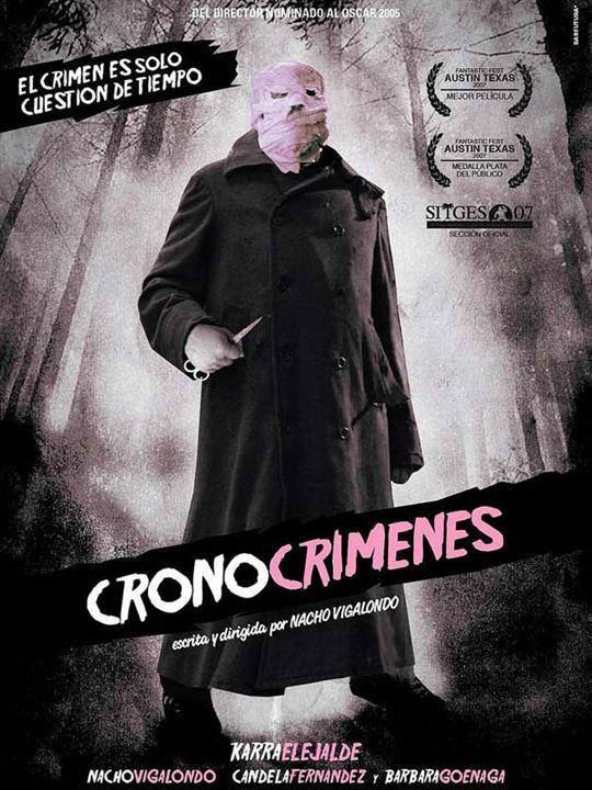 Los Conocrímenes : Cartel Nacho Vigalondo