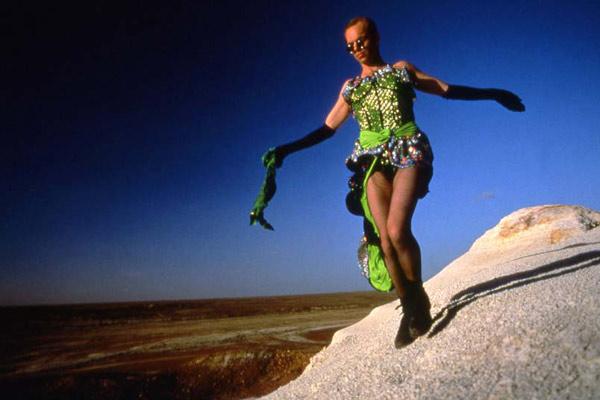 Las Aventuras de Priscilla, Reina del desierto : Foto Hugo Weaving, Stephan Elliott