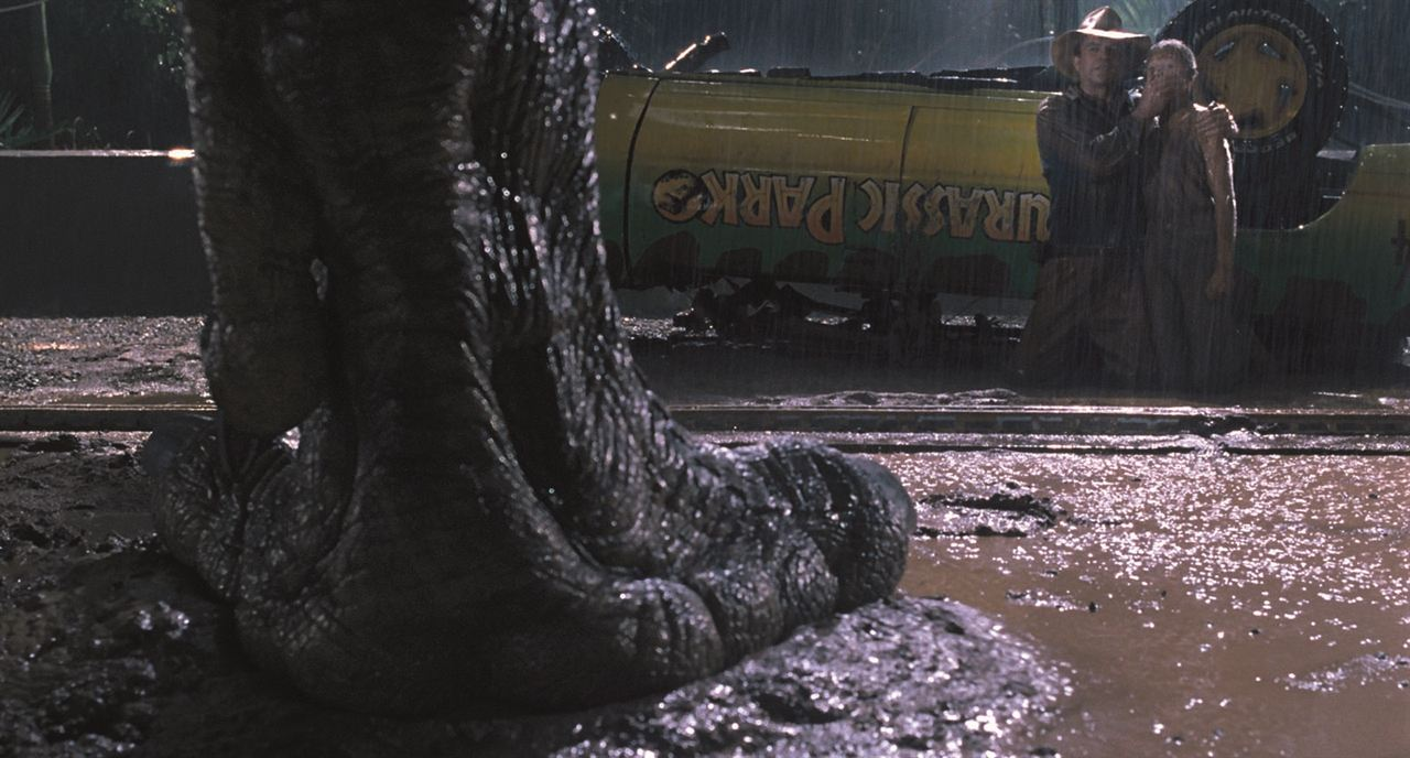 Jurassic Park (Parque Jurásico) : Foto Ariana Richards, Sam Neill