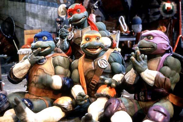 Foto de las tortugas ninja foto 4 sobre 7 - Les 4 tortues ninja ...
