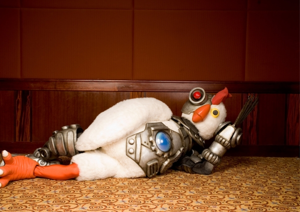 Robot Chicken : Foto