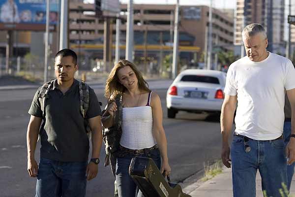 Tipos con suerte : Foto Michael Peña, Rachel McAdams, Tim Robbins