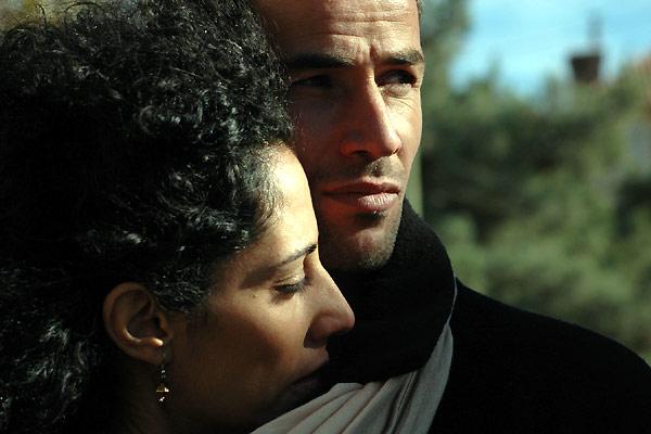 Foto Annemarie Jacir, Saleh Bakri, Suheir Hammad