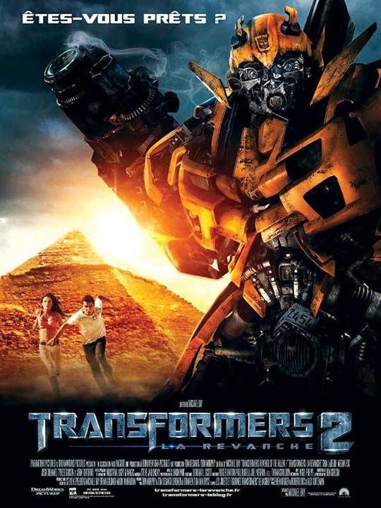 Transformers La Venganza De Los Cados Cartel