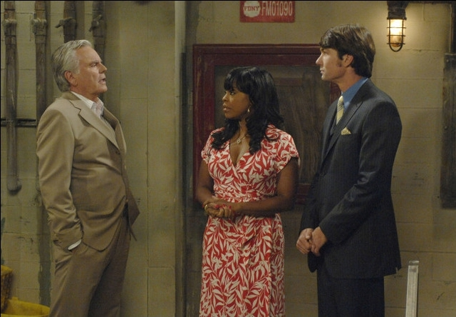 Foto Jerry O'Connell, Niecy Nash, Robert Wagner