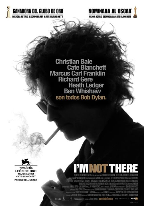 I'm Not There : cartel