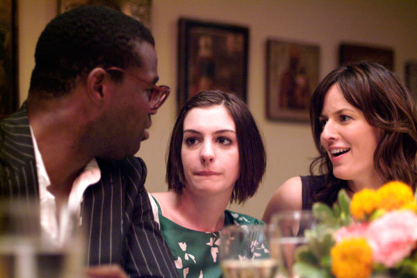 La boda de Rachel : Foto Anne Hathaway, Rosemarie DeWitt, Tunde Adebimpe
